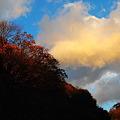 Photos: 紅葉ケ谷の夕焼け