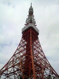 東京タワーです