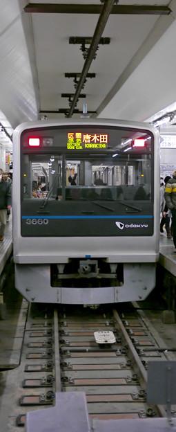 写真: 小田急線 3000形