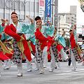 写真: ちゅうしゃし隊_18 - 第11回 東京よさこい 2010