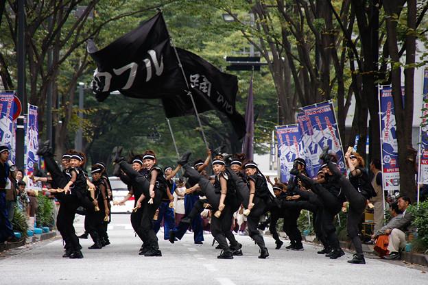 パワフル_02 - 良い世さ来い2010 新横黒船祭