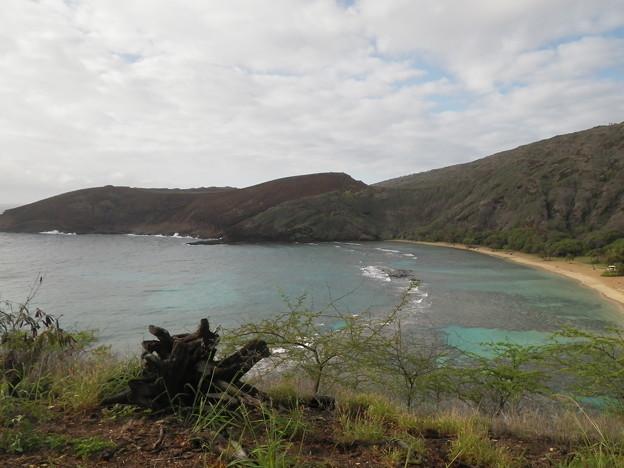写真: ハナウマ湾