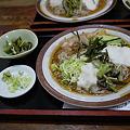 松本駅前「弁天」のいろいろぶっかけ蕎麦