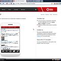 写真: OperaMiniシュミレータ:携帯版桃花台新聞(個別記事)