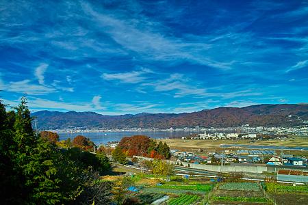 諏訪湖遠景(SDIM0343)