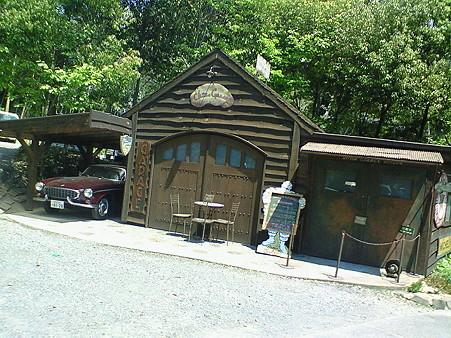 ぬくもりの森ガレージ