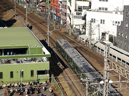 町田駅17(ヨドバシカメラ町田店屋上)