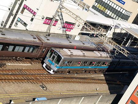 町田駅28(ヨドバシカメラ町田店屋上)