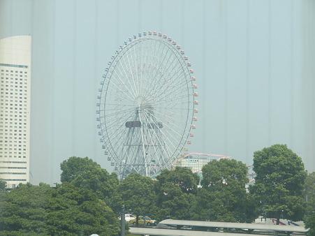 ベイドリーム横濱号車窓16