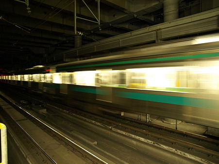 205系埼京線(大宮駅)5