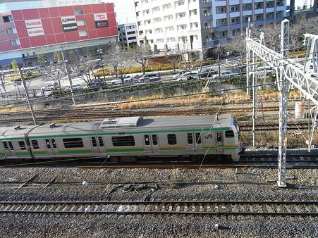 E217系東海道本線(川崎界隈)