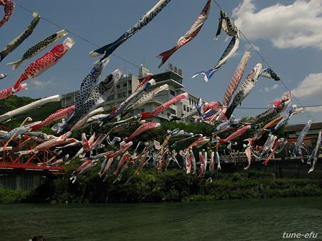川上峡春祭り2
