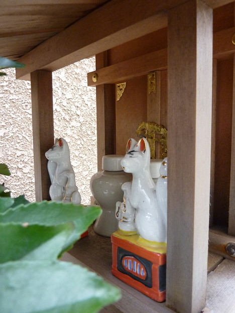 稲荷社(台東区池之端) 7