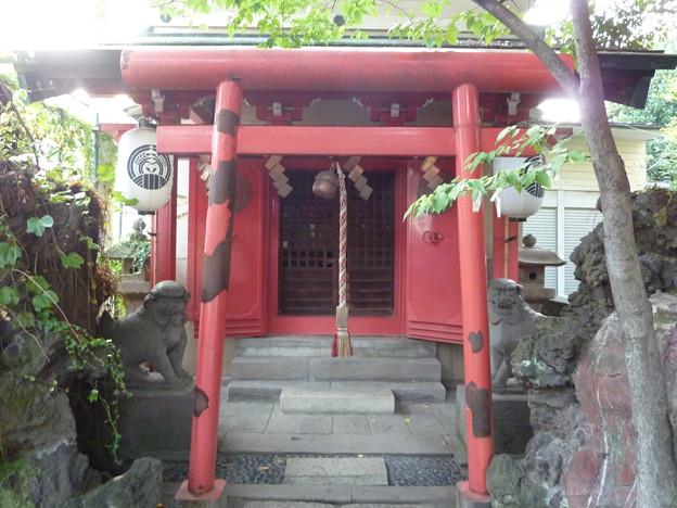 天白稲荷神社(須賀神社 内) 03