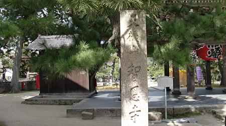 天橋立 智恩寺(1)