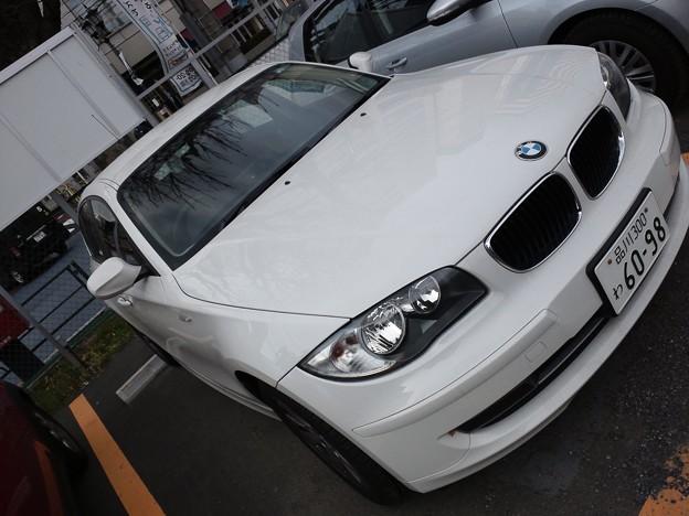 BMW116 @カーシェア