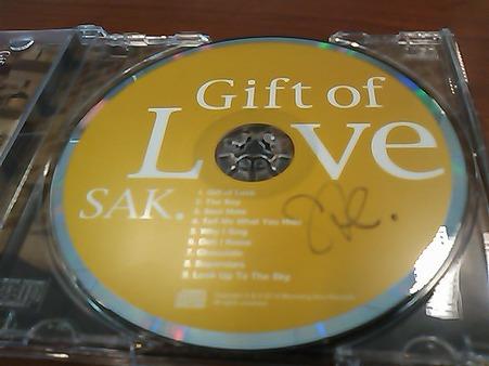 SAK. Gift of Love