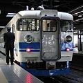 北陸本線 金沢駅 457系 普通列車