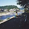 Photos: 郡上八幡 吉田川の畔