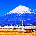 Photos: 東海道新幹線 三島-新富士 新幹線300系