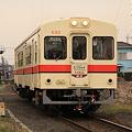 関東鉄道 竜ヶ崎線 入地-竜ヶ崎
