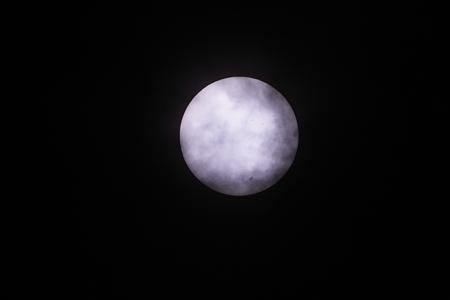 ISS 日面通過2011/05/06 001-1