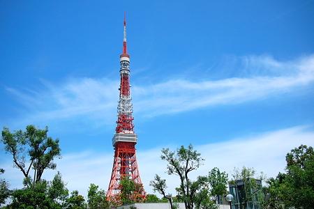 東京タワー美しい