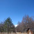 Photos: アウトサイドベースと浅間山