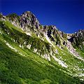 写真: 真夏の宝剣岳