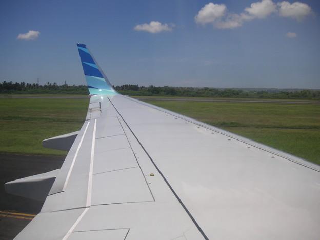 ングラライ空港3月17日