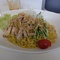 Photos: 眞麺 穂高 棒々鶏涼麺