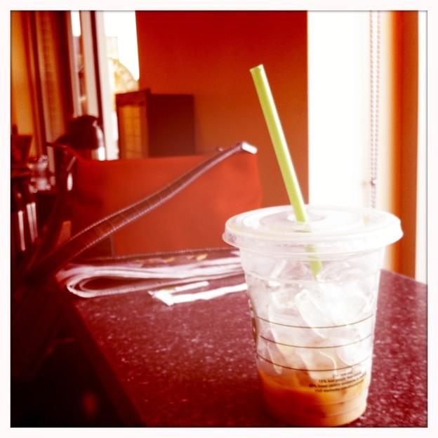 写真: Iced Coffee