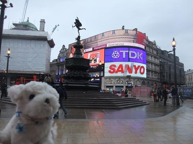 2 ロンドン ピカデリーサーカス