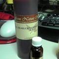 Photos: ちなみに小さいボトルは10ml 日本だとこのくらいで2000円くらいで売っ...