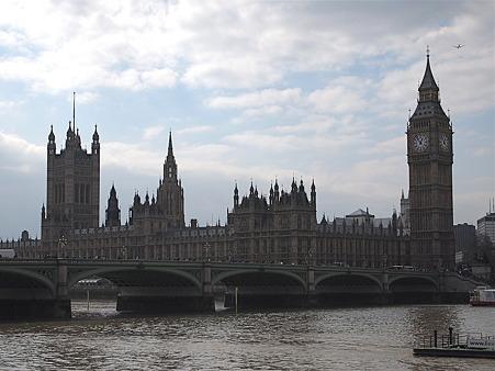 国会議事堂とビッグベン