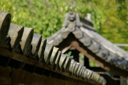 金剛寺の塀