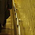 Photos: 明治神宮前駅、階段、手すり