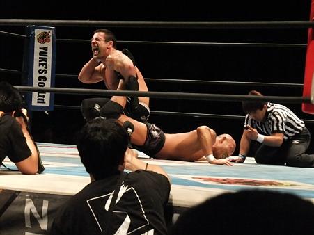 新日本プロレス BEST OF THE SUPER Jr.XVIII 〜Bring it on!〜 ディファ有明 20110528 (9)