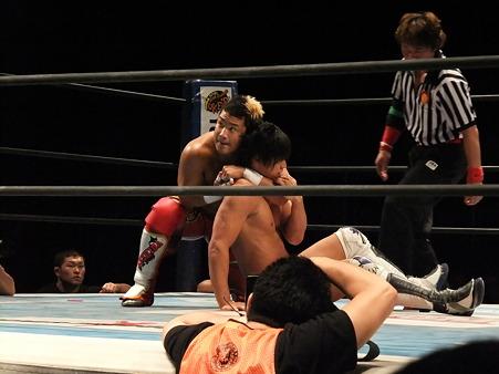 新日本プロレス BEST OF THE SUPER Jr.XVIII 〜Bring it on!〜 ディファ有明 20110528 (27)