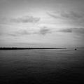 Photos: 空と海と