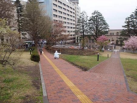 東京工業大学大岡山キャンパス スロープ