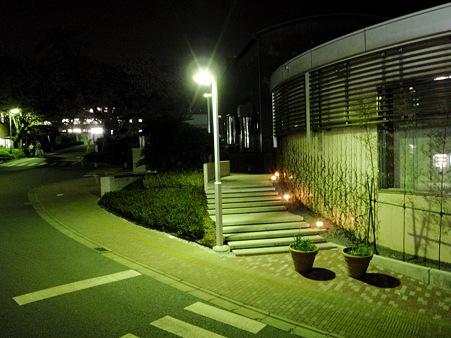 東京工業大学大岡山キャンパス 西9号館前歩道
