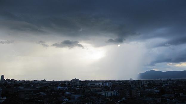 大津の大雨1
