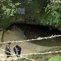 Photos: 洞窟の入口