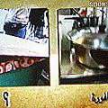 写真: 入れ物の比較