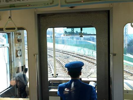 江ノ電車窓(鵠沼駅→湘南海岸公園)2