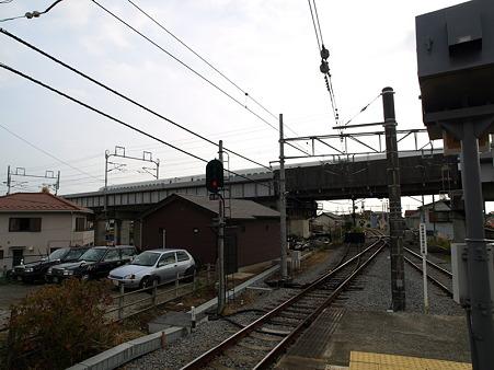 箱根板橋駅4