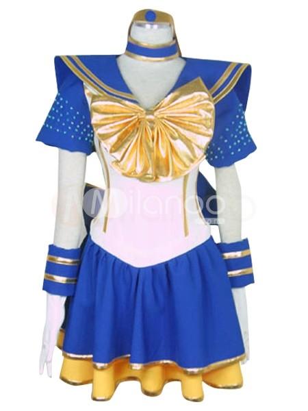 美少女戦士セーラームーン 水野コスプレ衣装