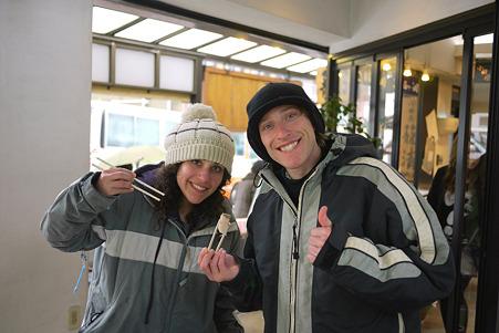 2010.04.01 箱根湯本 干物屋さんで