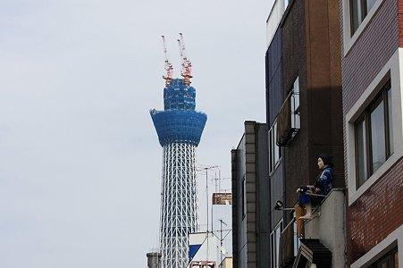 2010.06.06 浅草 東京スカイツリー